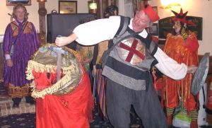 George & Dragon Mummer's Play